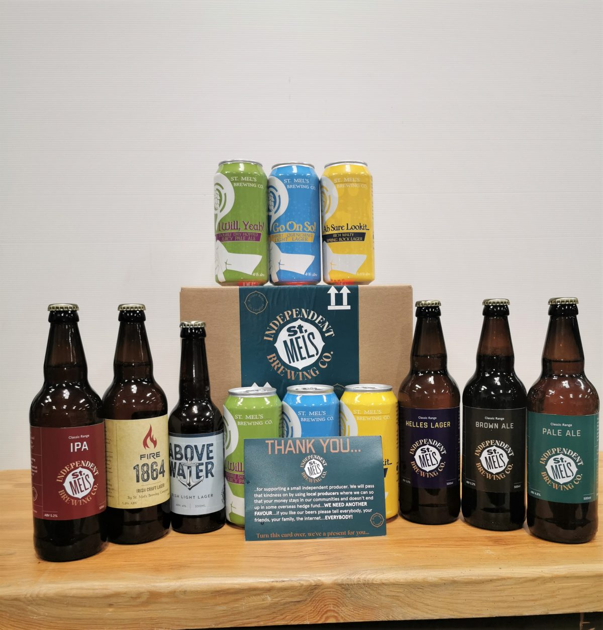 It's a Christmas Miracle! Innovative Longford Brewery Transforms Bread into Beer