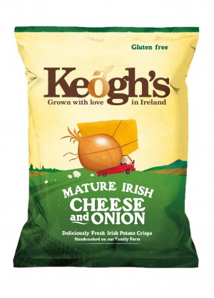 display keoghs crisps