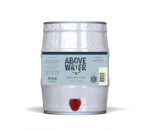 Above Water Session Lager
