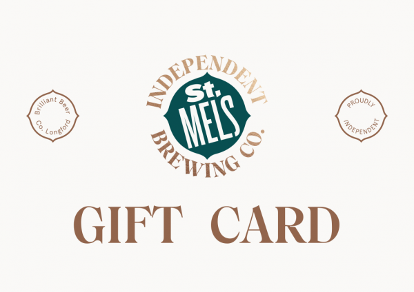 Brilliant Beer Gift Card